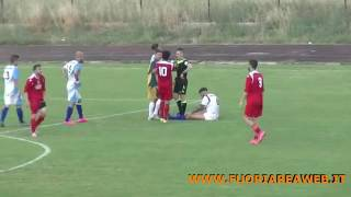 Anzio-S.Donato Tavarnelle 2-0 Eccellenza Spareggi Finale Andata