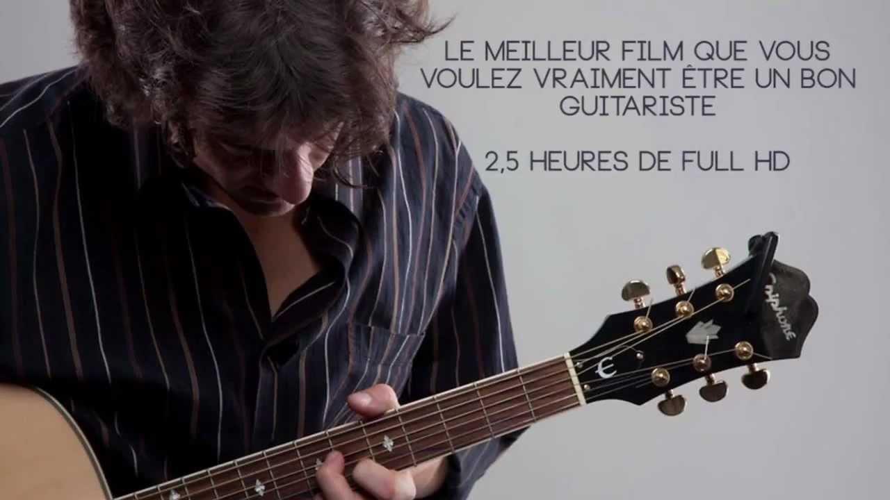 Leçon de Guitare HD comment jouer de la guitare - YouTube