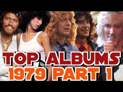 Top 10 Albums of 1979 Part One with John Beaudin