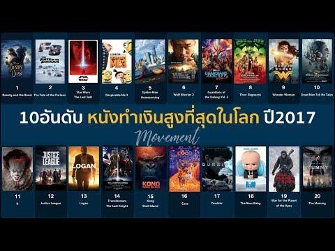Photo of ภาพยนตร์ ทำ เงิน – 10อันดับหนังทำเงินสูงสุดในโลก ปี2017 [TheMovement/Ton]