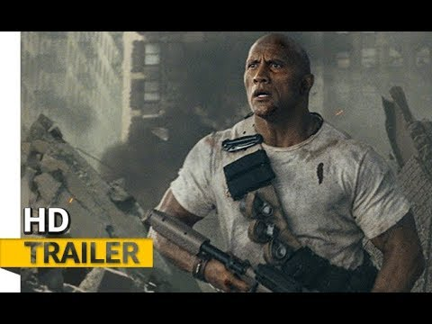 Rampage (2018) | OFFICIAL TRAILER