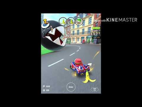 Mario Kart Tour London Tour London Loop R