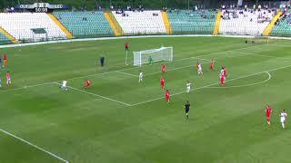 ΟΛΥΜΠΙΑΚΟΣ - ΛΕΧΙΑ ΓΚΝΤΑΝΣΚ 1-1 (HL)