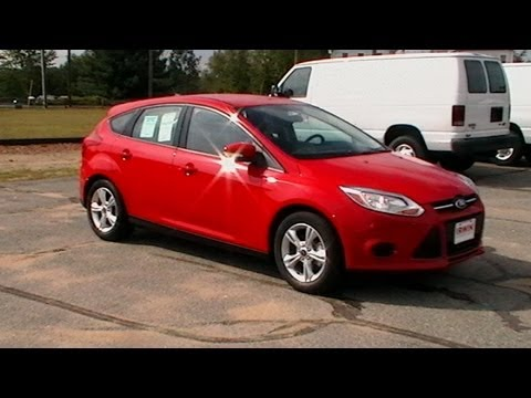 2013 ford focus hatchback se review alloys www nhcarman com youtube. Black Bedroom Furniture Sets. Home Design Ideas