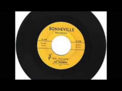 NUMBERS - MY PILLOW / BIG RED - BONNEVILLE 101 / DORE 641 - 1962