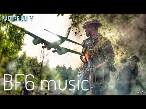 A Battlefield V TRAILER but it has the LEAKED BATTLEFIELD 6 MUSIC over it!   200 subs special video