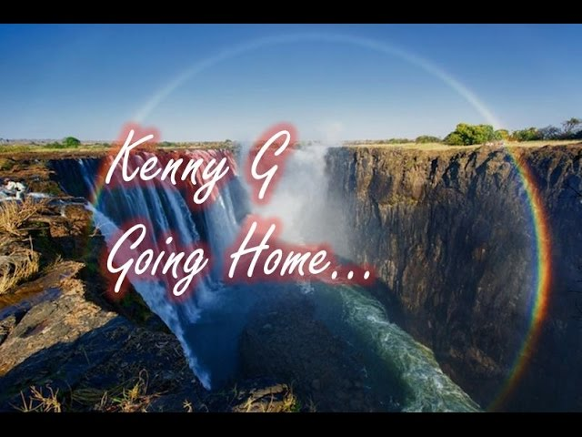 kenny-g-going-home-kennyguille