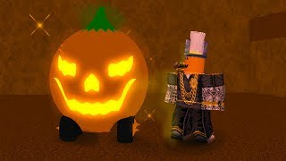 THEY MADE ME A PUMPKIN CAR! (Roblox Robloxian Life)