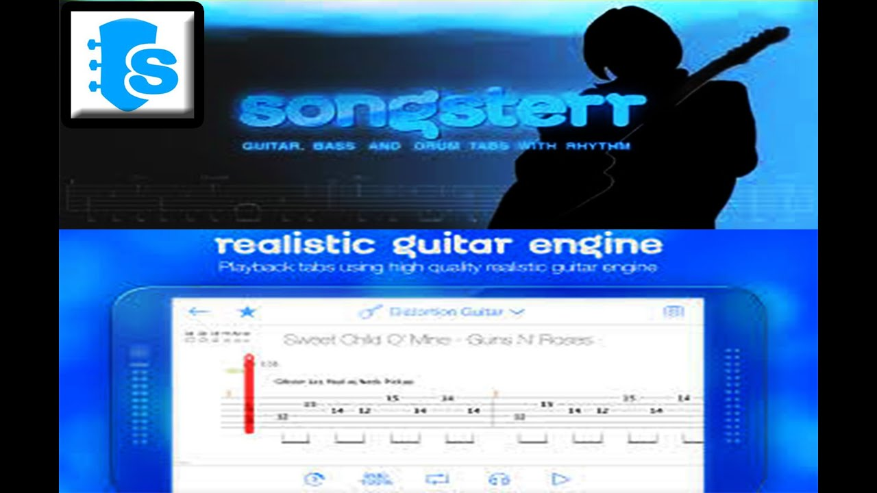 how to read songsterr tabs