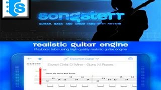 Songsterr Tabs Chords Music Wiki - Woxy
