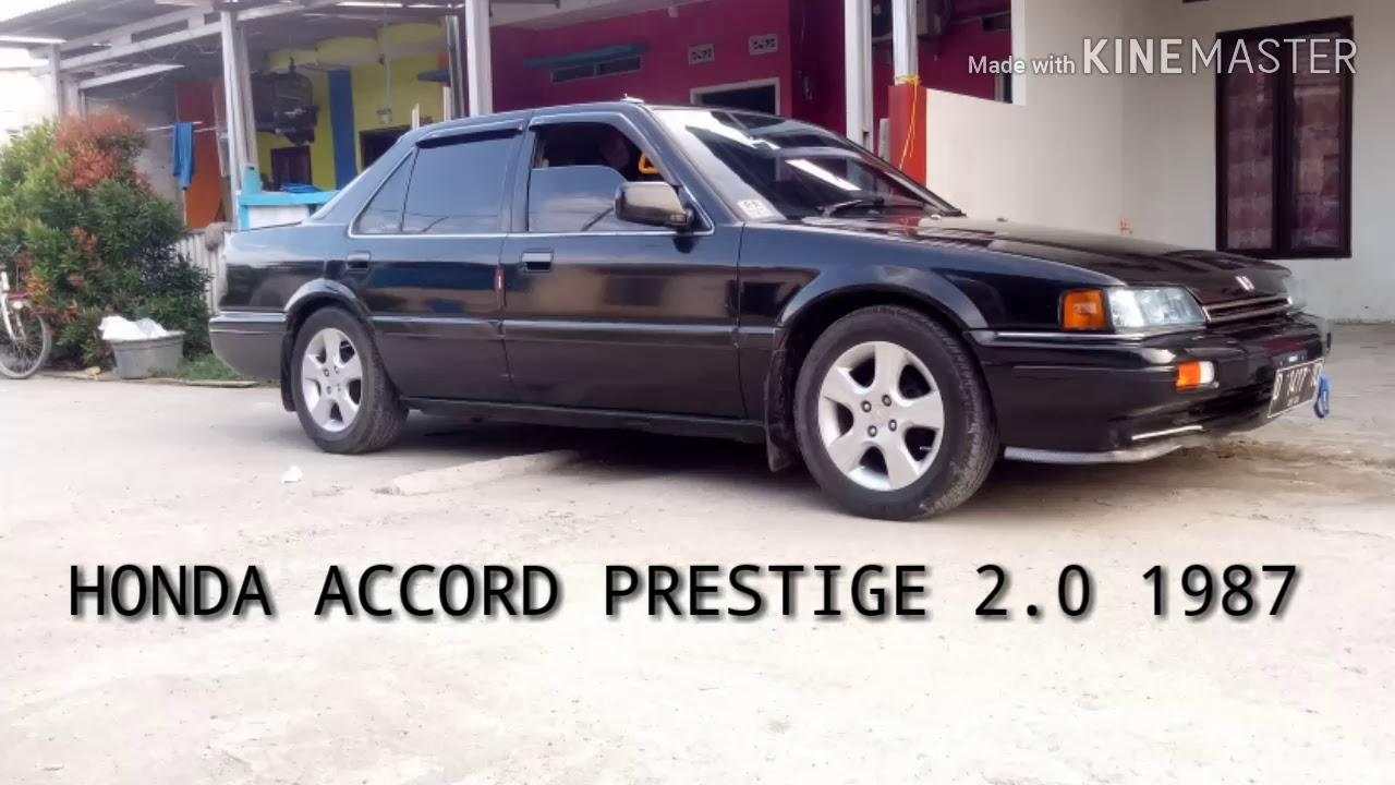 Kelebihan Accord Prestige Spesifikasi