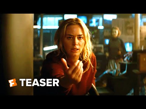 A Quiet Place Part II Final Teaser Trailer (2021) | Movieclips Trailers
