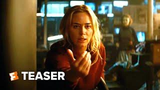 Trailer finale del teaser di A Quiet Place Part II (2021) | Rimorchi Movieclips