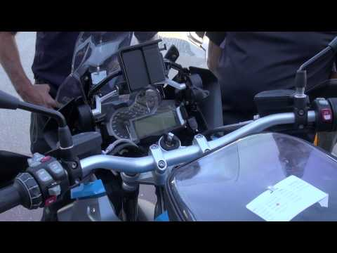 2013 BMW R 1200 GS Technical Guide - How To Operate The Functions On The R 1200 GS