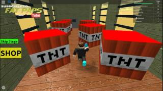OBBY COWBOY COY !!! | Roblox Adventure Indonesia