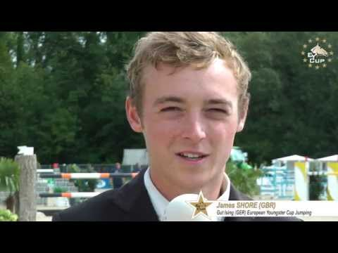 James SHORE (GBR) • Gut ISING EYCUP 2015
