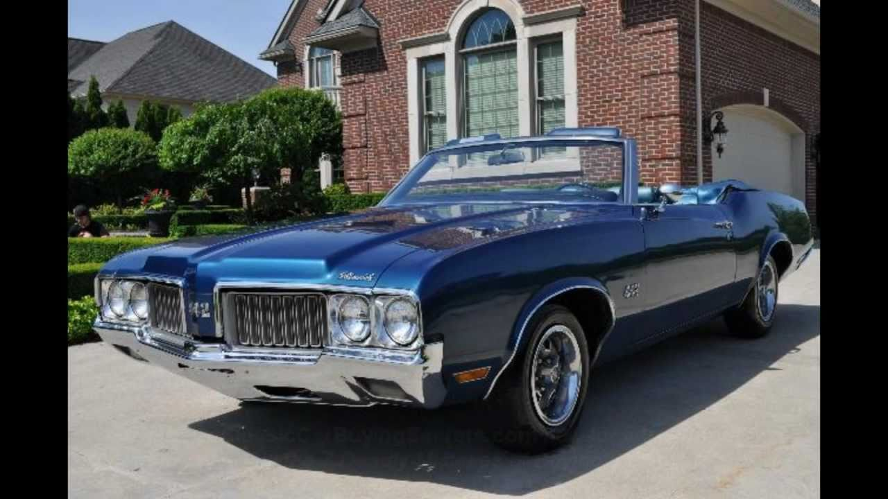 1970 oldsmobile cutlass 442 convertible classic muscle car for sale in mi vanguard motor sales. Black Bedroom Furniture Sets. Home Design Ideas