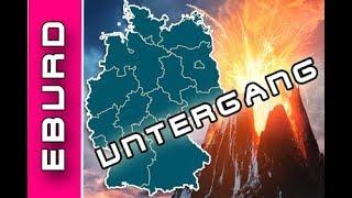 Endzeit in Deutschland Countdown zum Weltuntergang Vorhersage einer Naturkatastrophe