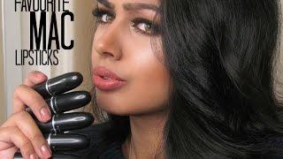 Favourite MAC Lipsticks | Olive Skintone