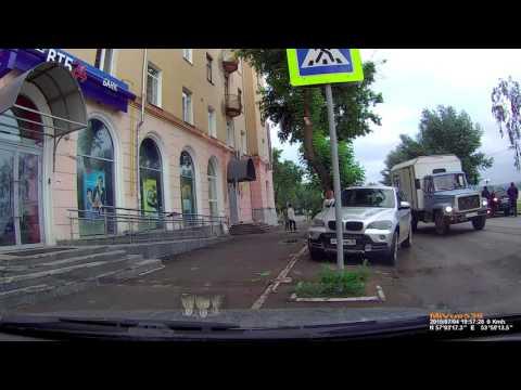ДТП на ул. Мира Воткинск