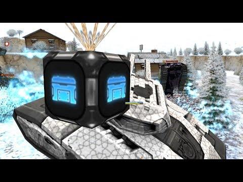 Tanki Online Juggernaut Black Gold Box Video In MM Battles