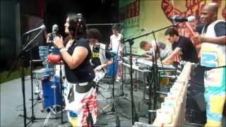 RESIDUO SÓLIDO -  PETRONIO ÁLVAREZ  2012 - BUNDE BONITO