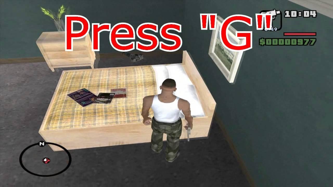 GTA San Andreas | GTA IV save mode | Cleo | [+ DOWNLOAD ...