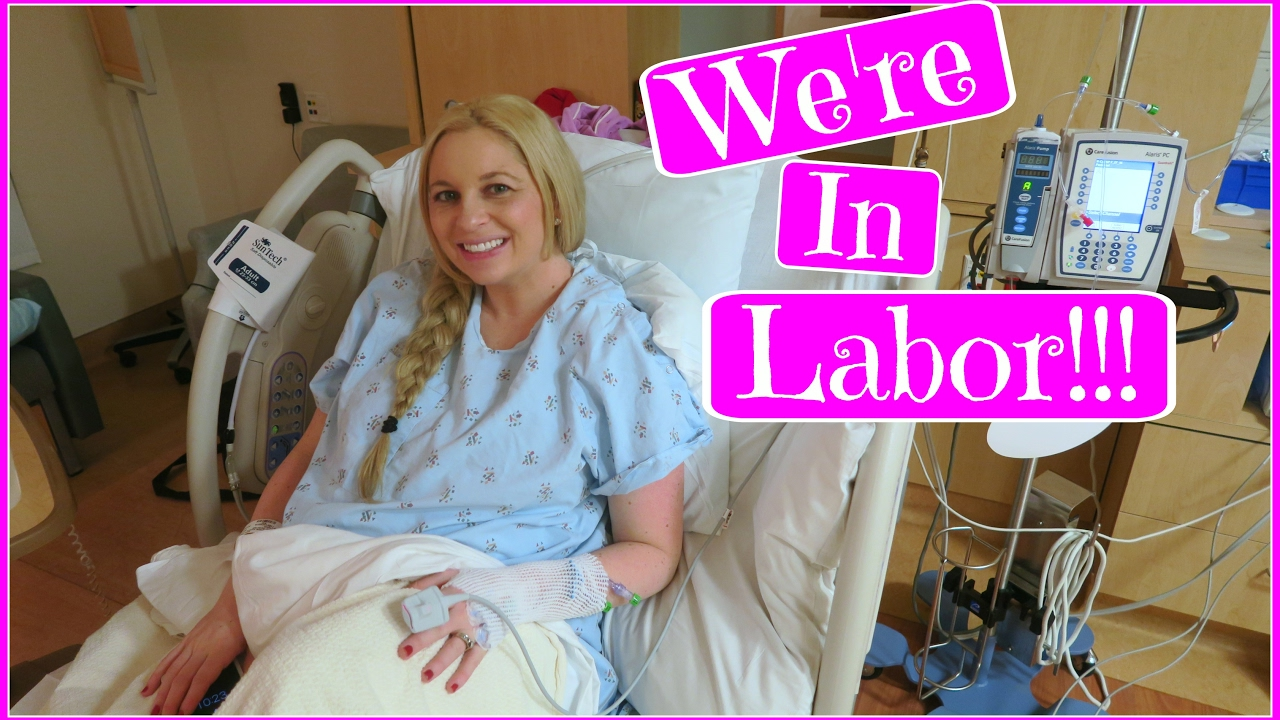 40 Weeks Pregnant: WE'RE OFFICIALLY IN LABOR! (DAY 787 ...