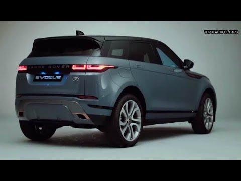2020 Range Rover Evoque Specs and Drive