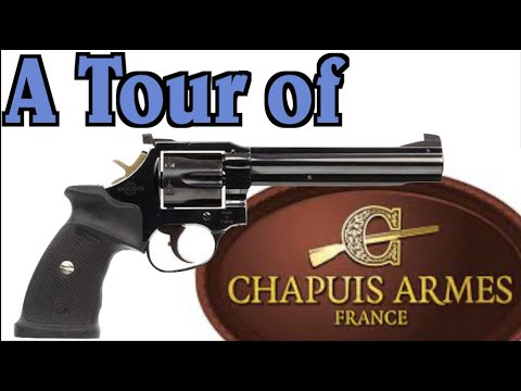 A Tour of Chapuis Armes: Home of the MR-73 Revolver