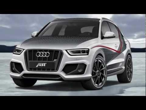 2012 Abt Sportsline QS3 - Audi Q3 tuned
