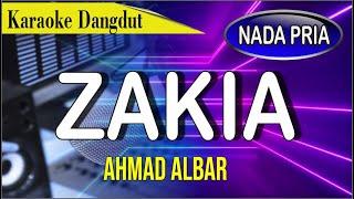 karaoke zakia versi gita bayu - ahmad albar
