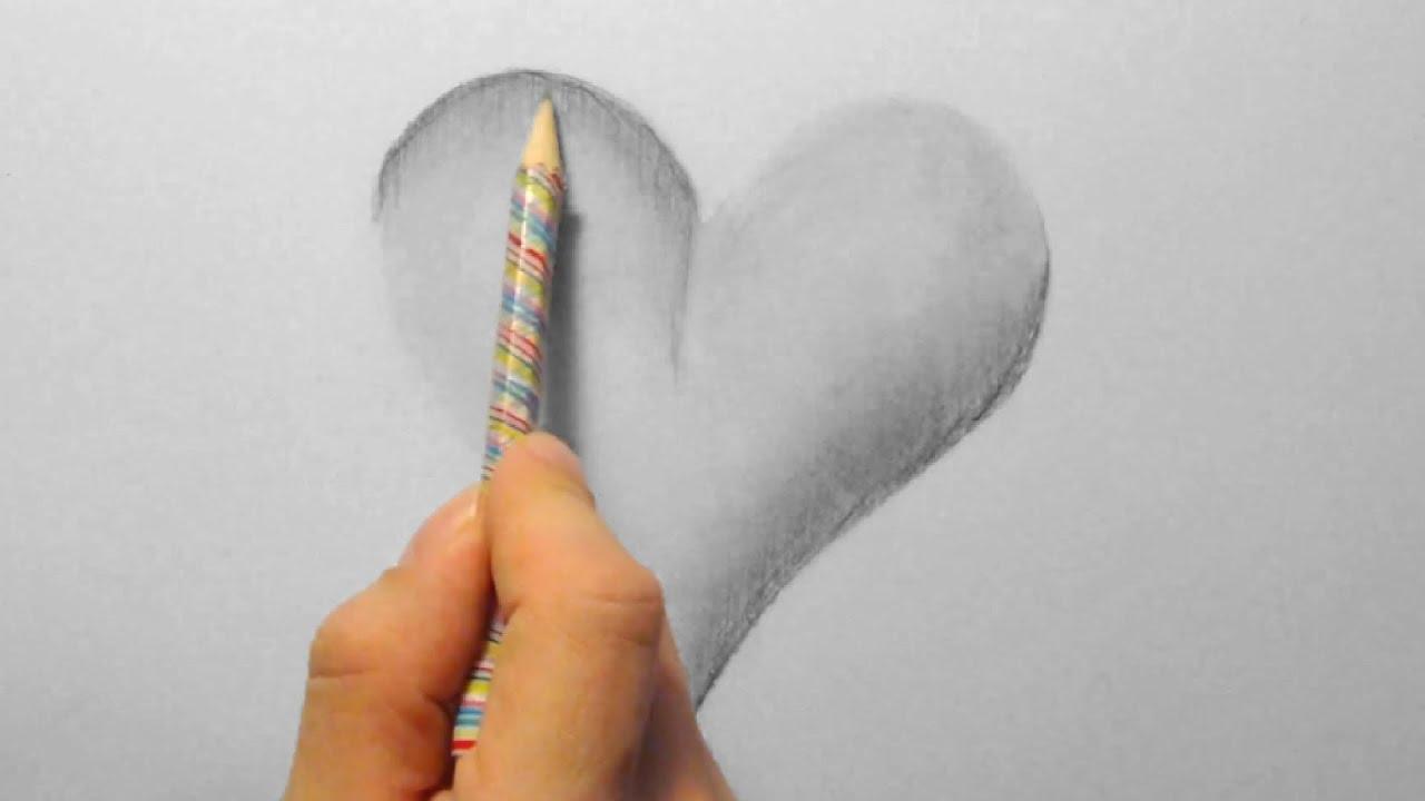 Herzen Zeichnen Einzigartig Selber Zeichnen