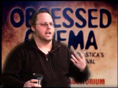 An Interview with Dr. Carroll: Obsessed Cinema - The Third Annual Film Festival
