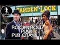 Gambar cover Camden Town Rock n Roll Punk Pub Crawl - London