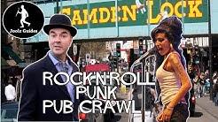 Camden Town Rock n Roll Punk Music Pub Crawl - London
