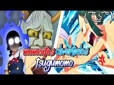 Los Mejores Momentos Divertidos De Tsugumomo
