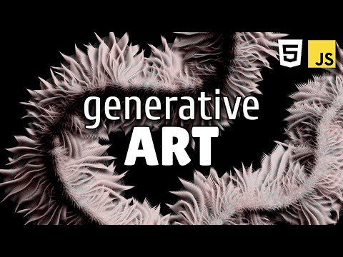 Generative Art with Vanilla JavaScript