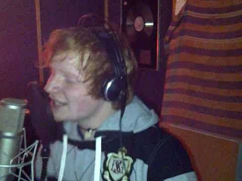 Ed Sheeran (Collaborations No 5) In The Booth (Sticky Studios)