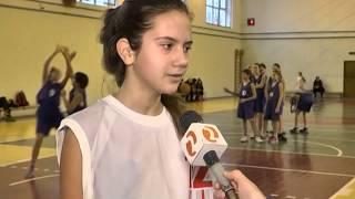 Детский баскетбол в Могилёве. 19 12 2014  3