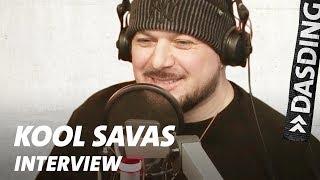 KOOL SAVAS im Interview über KKS, seinen Sohn und Zukunftspläne | DASDING