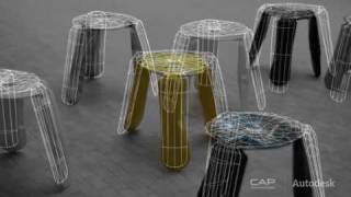 Forum Aid Awards 2009 - Design  Plopp Stool, Oskar Zieta/hay (denmark)