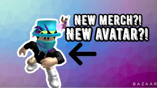 MY NEW MERCH?! AVERAGE LTB'S NEW AVATAR?! (ROBLOX)