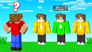 WHICH Is The FAKE FRIEND? (Minecraft Guess Who)