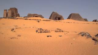 East African Odyssey- Pyramids of The SUDAN