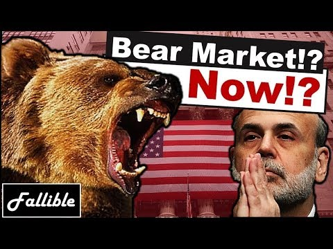 Is The 2019 Stock Market Crash Over? Or Will The Bear Market Continue?