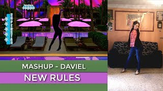 New Rules - Dua Lipa | Mashup de Daviel