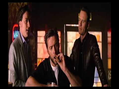X-men: First Class - Wolverine/Hugh Jackman Cameo Scene - ENGLISH - Good Quality