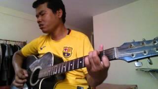ke sor (កេស) guitar cover by khmerchord guitar