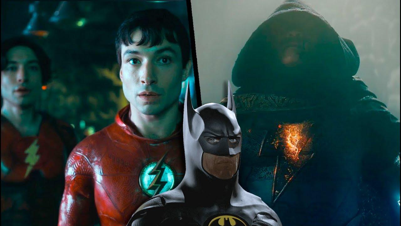 The Flash I Black Adam I Aquaman 2: Lo mejor de DC Fandome 2021